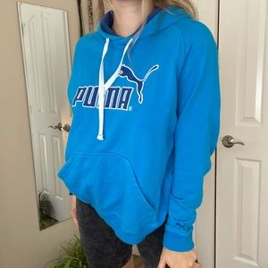 Authentic Puma Sweatshirt